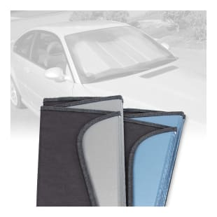 Accordion Windshield Sunshade