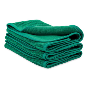 Dual Weave Interior Towels, Set of 3