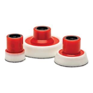 Mini Rotary Backing Plates, Set of 3