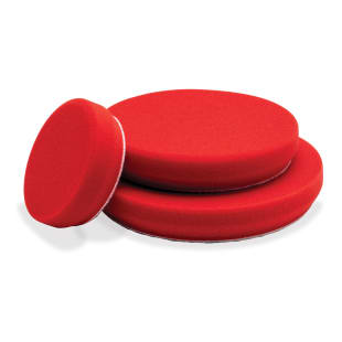 Red Foam Waxing Pads