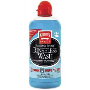 Brilliant Finish™ Rinseless Wash, 64 Ounces