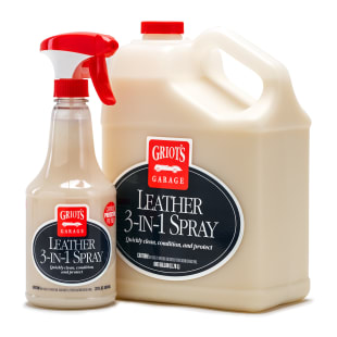Leather 3-in-1 Spray