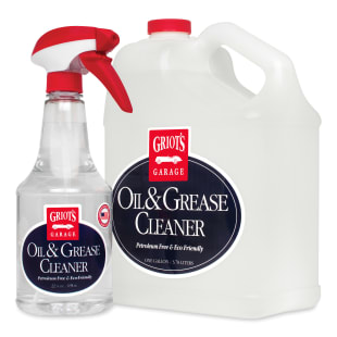 Oil & Grease Cleaner