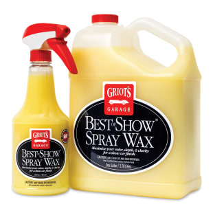 Best of Show® Spray Wax