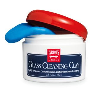 Glass Cleaning Clay, 3.5 Ounces