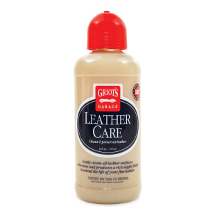 Leather Care, 16 Ounces