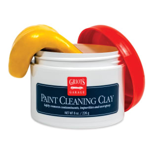 Paint Cleaning Clay, 8 Ounces