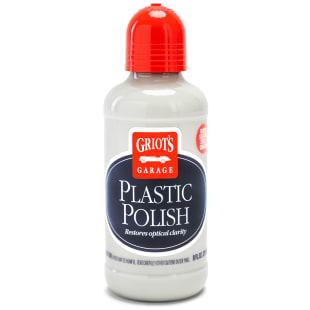 Plastic Polish, 8 Ounces