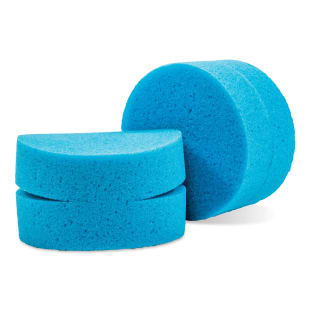 Blue Detail Sponges, Set of 2