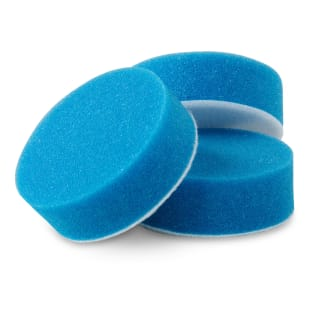 "3"" Blue Applicator Pads, Set of 3"
