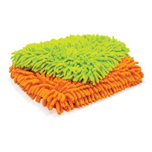 Microfiber Wash Pads, Set of 2