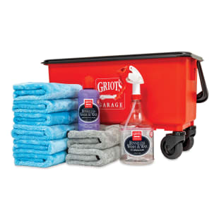 Rinseless Wash & Wax Kit