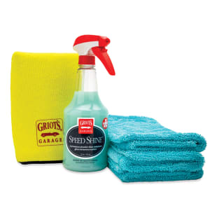 Surface Prep Mitt Kit