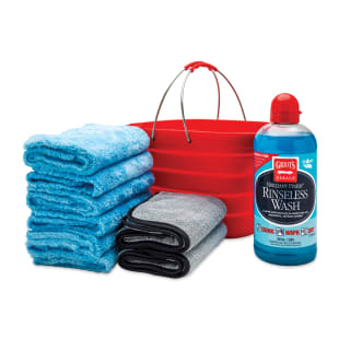 Brilliant Finish™ Rinseless Wash Kit