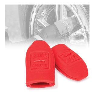 Three-Finger Detail Mitts, Set of 2