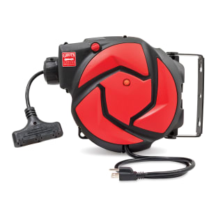 Retractable Extension Cord Reel, 45-Foot