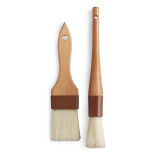 Two Boars' Hair Detail Brushes