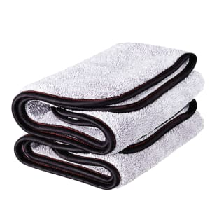PFM® Terry Weave Towels, Set of 2
