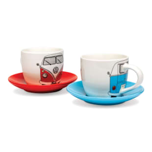 VW Espresso Cups, Set of 2