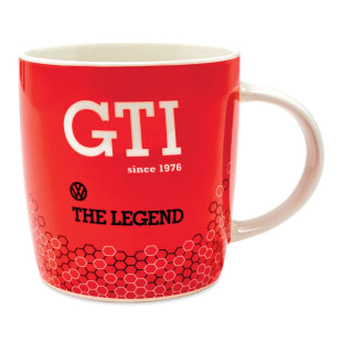 GTI Legend Ceramic Mug