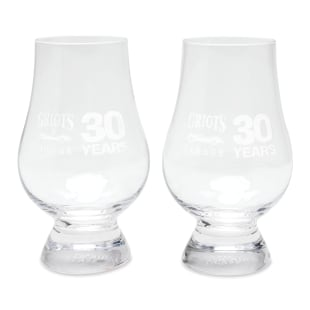 Griot's Glencairn Whiskey Glasses, Set of 2