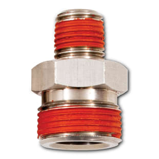 Stainless Steel Threaded Direct Adapter