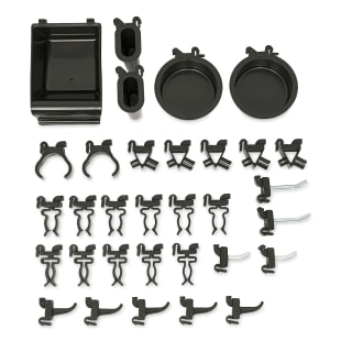 Tool Panel Accessory Kit, 32 Pieces