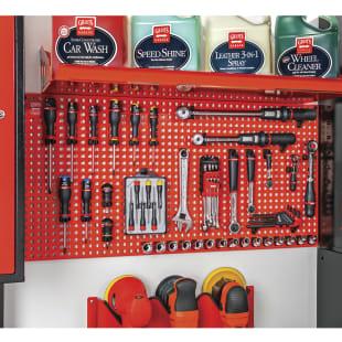 Steel Tool Panel System