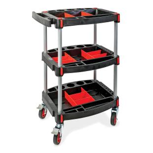Lightweight Detailing Cart