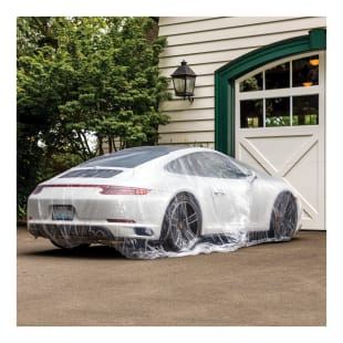 Disposable Car Covers