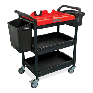 Ultimate Detailing Cart