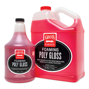 Foaming Poly Gloss