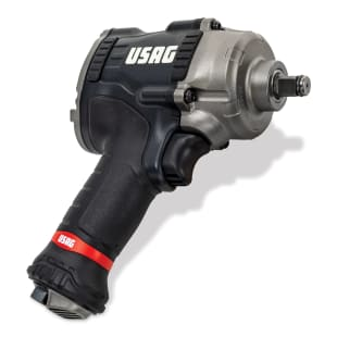 "USAG Magnesium Impact Wrench, 1/2"" Drive"