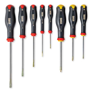 USAG 8-Piece Screwdriver Set