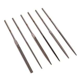 USAG 6-Piece Needle File Set
