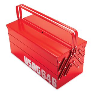 USAG Cantilever Toolbox, 5 Compartment