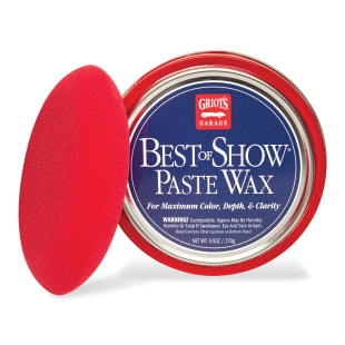 Best of Show Paste Wax