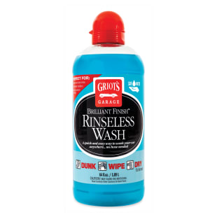 Rinseless Wash & Wax