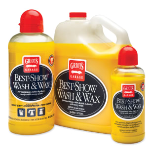 Best of Show Wash & Wax