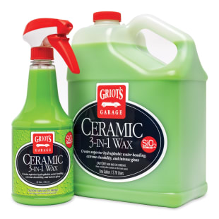 Ceramic 3-in-1 Wax
