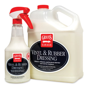 Vinyl and Rubber Dressing